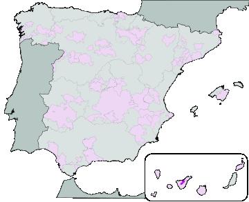 Valle De Guimar wijnstreek