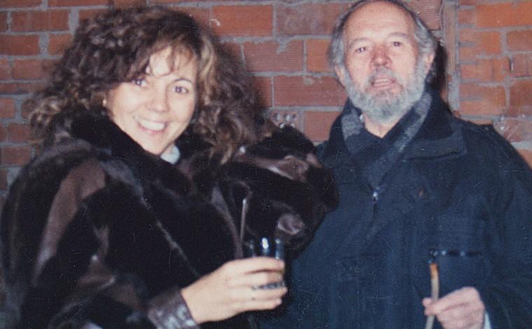 José Pariente en dochter Victoria