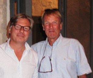 Peter Sisseck & Ies Stoel