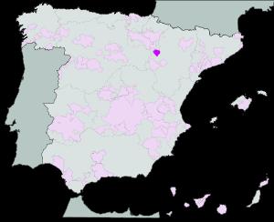 Campo de Borja wijnstreek